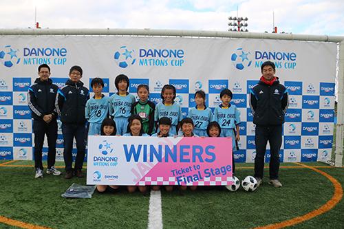 千葉中央FC U12ガールズ